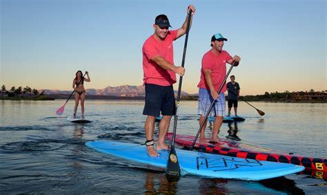 Paddle Boat Rentals Lake Las Vegas by Water Sports Rental Las Vegas Sup Kayak Club Groupon