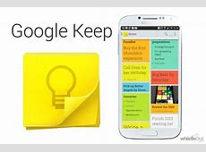 What is Google Keep? WhistleOut