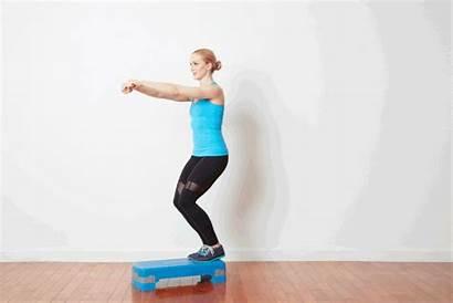 Jumping Jacks Step Workout Exercises Cardio Gym