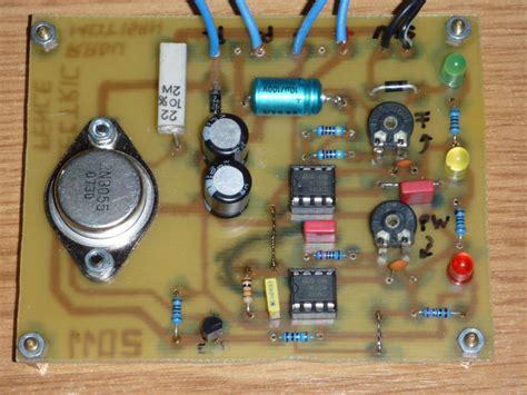 Electric Fence Circuit Diagram Pdf