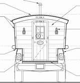 Plans Vardo Tumbleweed Sample Trailer Gypsy Google Tinyhousedesign Build Result Caravan Modern Caravans Related Oconnorhomesinc sketch template