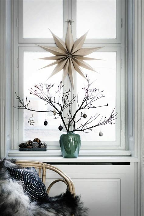 Dekoration Fensterbank by 1001 Ideen Zum Thema Fensterbank Weihnachtlich Dekorieren