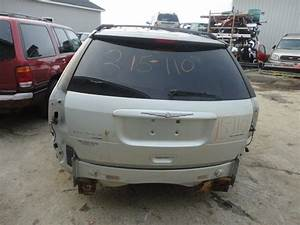 Used 2005 Chrysler Pacifica Transmission Transfer Case