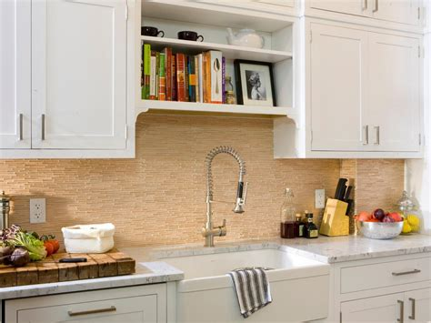 Kitchen Countertop Backsplash by Marble Kitchen Countertops Pictures Ideas From Hgtv Hgtv