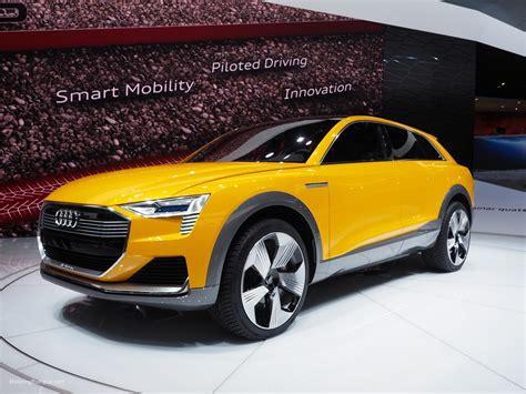 2018 Naias Audi H Tron Quattro Concept Motoring Rumpus