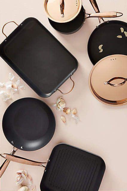 rose gold berghoff rose gold handled cookware set kitchen ad cookware keuken accessoires