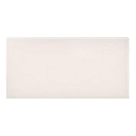 daltile rittenhouse square 3 in x 6 in white ceramic