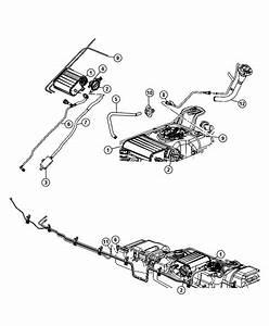 2007 Dodge Ram 1500 Detector  Evaporative System Integrity