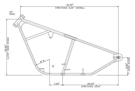 Dick Allen Blueprint Frames