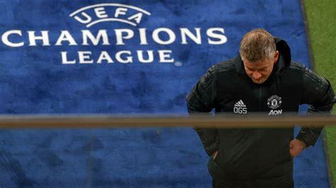 'We weren't good enough' - Solskjaer laments Man Utd's ...