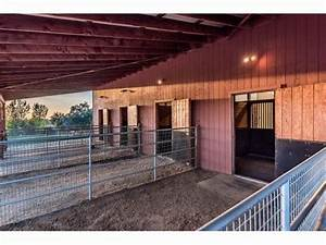 horse barn with covered runs horse dream barn layout With covered horse stalls