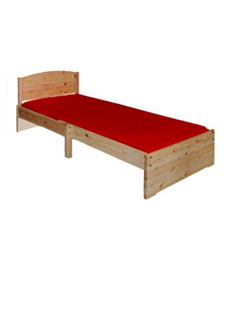 """Jugendbett """"erlangen"""" Mitwachsendes Kinderbett, Holz"""