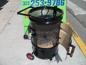 Upright Barrel Smoker : pit city pits bbq grills single barrel bbq grills double barrel bbq grills los angeles over ~ Sanjose-hotels-ca.com Haus und Dekorationen