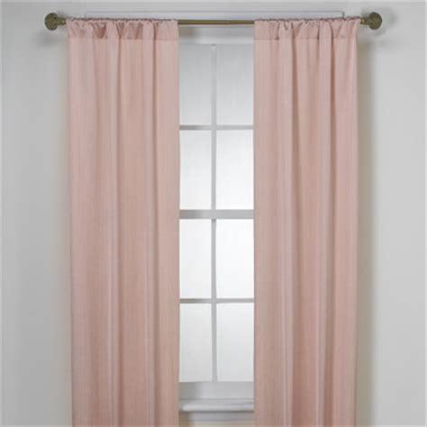 madison pink satin window panels modern curtains by