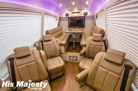 luxury sprinter charters  majesty coach