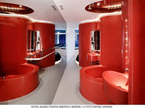 silken america madrid hotel silken puerta am 233 rica madrid 12 ways of understanding the architecture the hotel designer