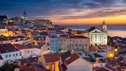 Lisbon Portugal Sunrise Thousands Studio Newcastlebeach Backiee
