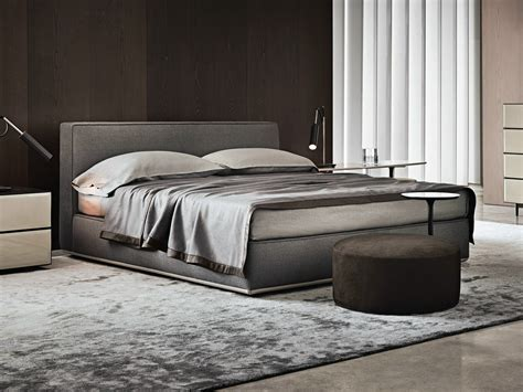 The Bed by Bed Powell Bed By Minotti Design Rodolfo Dordoni