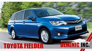 Toyota Corolla Fielder For Sale In Singapore