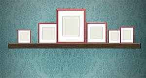 Bilder Richtig Aufhängen Anordnung : anleitung bilder arrangieren und positionieren ~ Frokenaadalensverden.com Haus und Dekorationen
