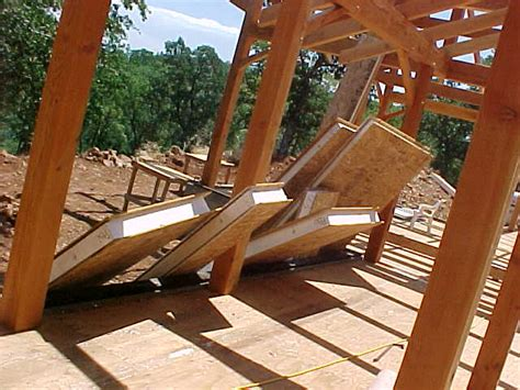 sips structural insulated panels pacific post beam