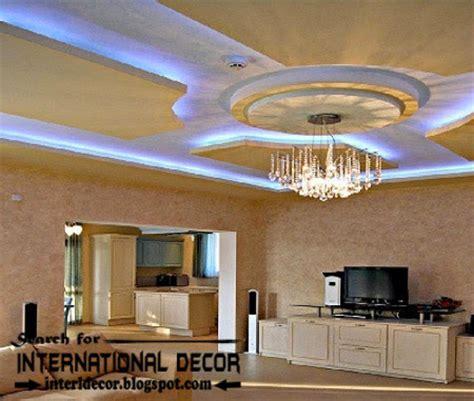 2015 Ceiling Design by 15 Modern Pop False Ceiling Designs Ideas 2015 For Living Room