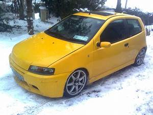 Tuning  Your Lowered Punto Mk2
