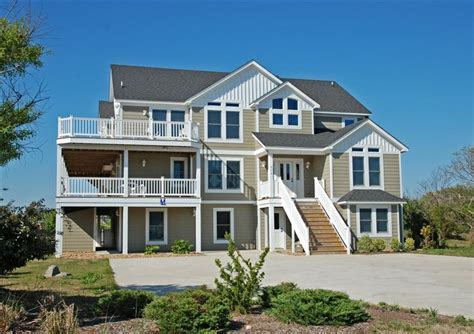 outer banks 12 bedroom vacation rental twiddy outer banks vacation home lights