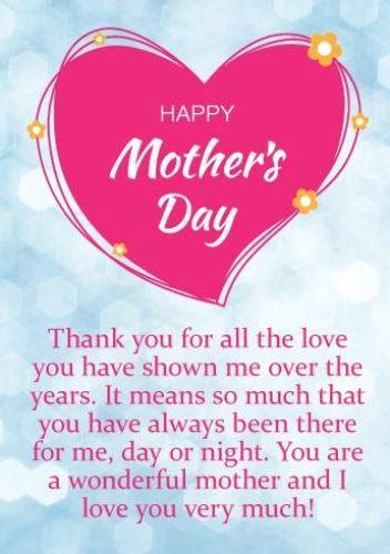 happy mothers day sayings  short meaningful sayings  daughter son home facebook