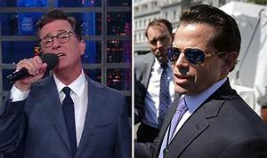 Donald Trump news – TV host sends off Scaramucci with ...