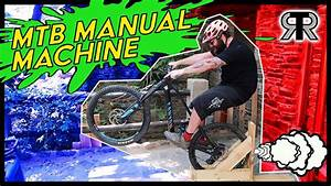 Using The Mtb Manual Machine