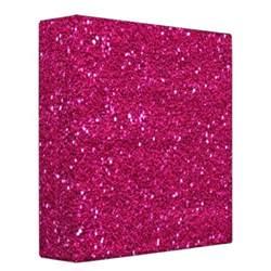 wedding binder pink glitter binder zazzle