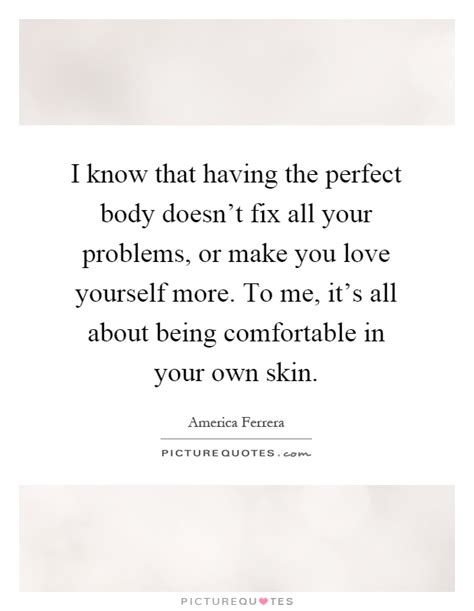 Own Skin Quotes