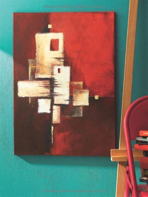 ideenreich abstrakt acrylbilder fuer ein modernes zuhause