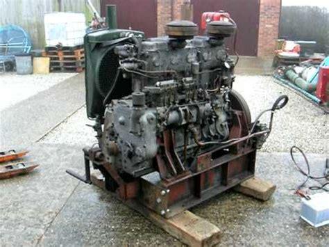 gardner lw vintage diesel engine youtube