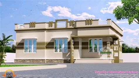 House Design Ideas With Rooftop by Single Floor Flat Roof House Plans Rooftop Scotch Simple