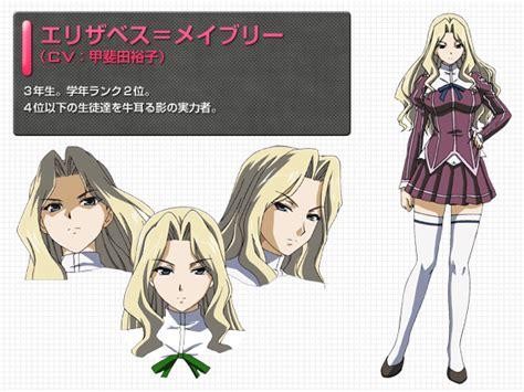 freezing anime character elizabeth mably freezing anime characters database