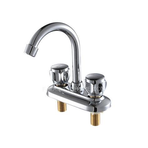 cheap kitchen sink faucets copper center set bathroom sink faucet two holes 5319