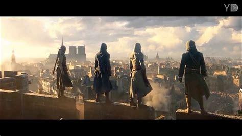 assassins creed unity  demons starset youtube