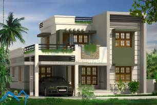 Kerala Modern House Plans and Designs