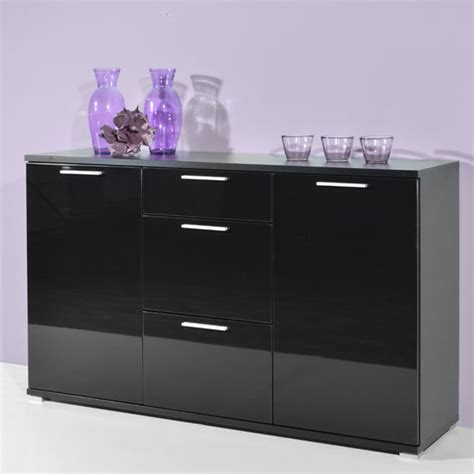 High Gloss Sideboards Uk by Buy High Gloss Sideboard Furnitureinfashion Uk