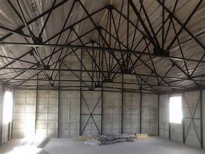 Toiture Metallique Pour Maison : pose de la toiture ma maison phenix ~ Premium-room.com Idées de Décoration