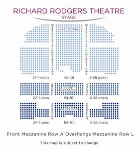 Richard Rodgers Theatre Schedule Tickets Nyc Events