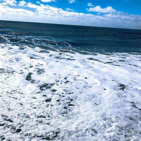 keren  wallpaper biru samudra joen wallpaper