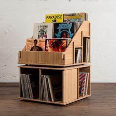 Bac A Vinyl : rangement vinyle en 20 id es d co qui fredonnent une m lodie vintage rangement vinyle ~ Teatrodelosmanantiales.com Idées de Décoration