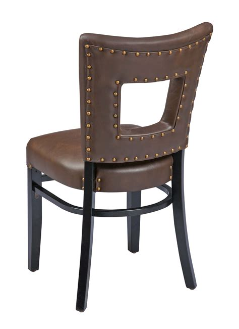 regal 426fus padded back wood dining chair dining