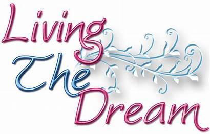 Dream Transparent Clipart Quotes Living Clip Format