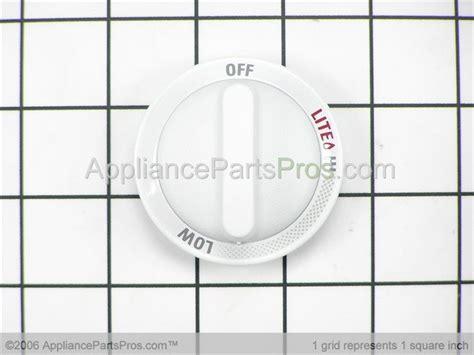 ge wbk infinite knob appliancepartsproscom