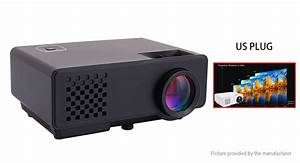 58 32 Rd810 Mini Led Projector Home Theater  Us