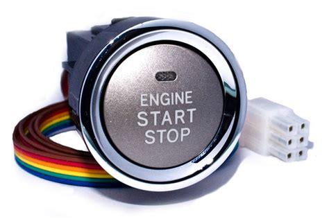 Push Start Button System